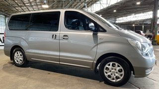 2013 Hyundai iMAX TQ-W MY13 Silver 4 Speed Automatic Wagon.