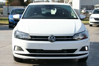 2021 Volkswagen Polo AW MY21 85TSI DSG Comfortline White 7 Speed Sports Automatic Dual Clutch