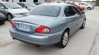 2002 Jaguar X-Type X400 SE Blue 5 Speed Automatic Sedan