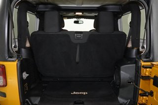2015 Jeep Wrangler JK MY2015 Sport Dune 5 Speed Automatic Softtop