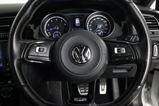 2017 Volkswagen Golf AU MY17 R White 6 Speed Direct Shift Hatchback