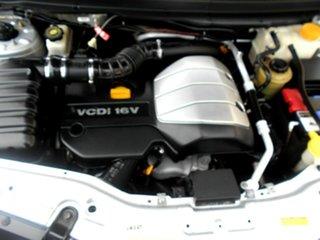 2008 Holden Captiva CG MY08 LX AWD Silver 5 Speed Sports Automatic Wagon