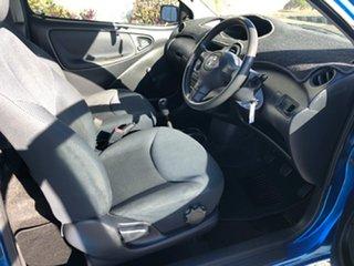 2005 Toyota Echo NCP10R MY03 Blue Metallic 5 Speed Manual Hatchback