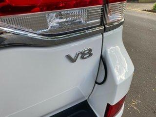 2016 Toyota Landcruiser VDJ200R GXL White 6 Speed Sports Automatic Wagon