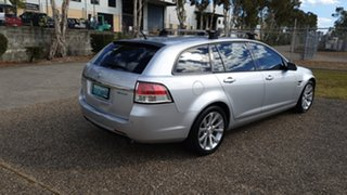 2009 Holden Calais VE MY10 V Silver 6 Speed Automatic Sportswagon.