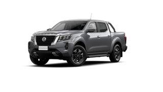 2021 Nissan Navara D23 Dual Cab ST-X Pick Up 4x4 Twilight Grey 7 Speed Automatic Utility.