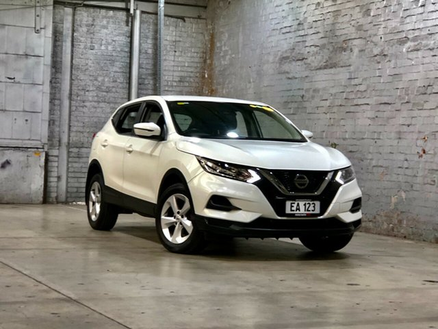 Used Nissan Qashqai J11 Series 2 ST X-tronic Mile End South, 2017 Nissan Qashqai J11 Series 2 ST X-tronic White 1 Speed Constant Variable Wagon