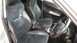 2010 Subaru Impreza MY10 WRX (AWD) Silver 5 Speed Manual Sedan