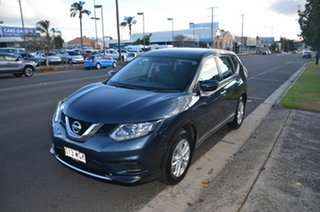 2016 Nissan X-Trail T32 ST (FWD) Blue Continuous Variable Wagon
