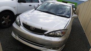 2003 Toyota Camry Silver Sedan