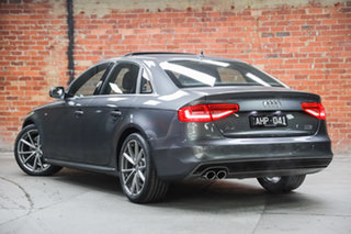 2015 Audi A4 B9 8W MY16 Sport S Tronic Quattro Tornado Grey 7 Speed Sports Automatic Dual Clutch.
