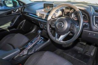 2015 Mazda 3 BM5276 Maxx SKYACTIV-MT White 6 Speed Manual Sedan