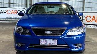 2008 Ford Fairmont BF Mk II Ghia 6 Speed Sports Automatic Sedan