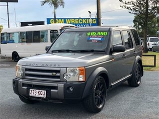 2007 Land Rover Discovery 3 Series 3 SE Grey 6 Speed Sports Automatic Wagon.
