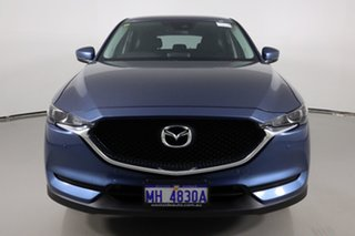 2017 Mazda CX-5 MY17.5 (KF Series 2) Maxx (4x2) Blue 6 Speed Automatic Wagon.