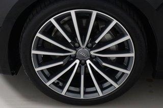 2018 Audi A5 F5 MY18 2.0 TFSI Quattro S Tronic Sprt Black 7 Speed Auto Dual Clutch Cabriolet
