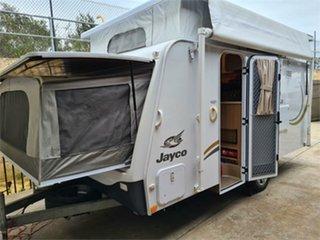 2013 Jayco Expanda Caravan.