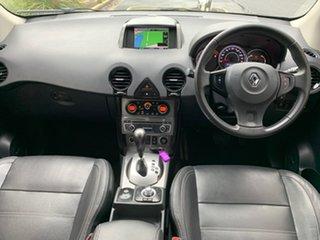 2013 Renault Koleos H45 Phase II Bose Special Edition Grey Constant Variable Wagon