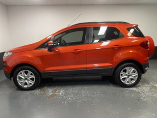 2016 Ford Ecosport BK Trend PwrShift Orange 6 Speed Sports Automatic Dual Clutch Wagon