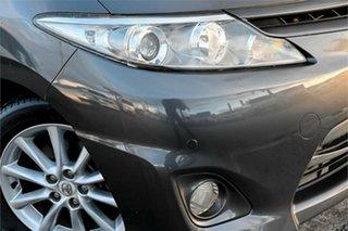 2010 Toyota Estima ACR50W Aeras Grey 4 Speed Automatic Van.