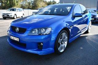 2008 Holden Commodore VE SS Blue 6 Speed Manual Sedan