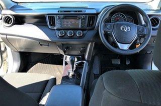 2016 Toyota RAV4 ASA44R GX AWD White Automatic