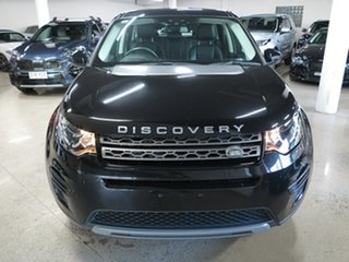 2018 Land Rover Discovery Sport L550 18MY SE Black 9 Speed Sports Automatic Wagon.