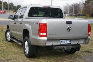 2015 Volkswagen Amarok 2H MY15 TDI420 4MOTION Perm Core Beige 8 Speed Automatic Cab Chassis