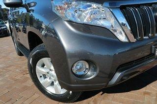 2016 Toyota Landcruiser Prado GDJ150R GXL Grey 6 Speed Sports Automatic SUV.