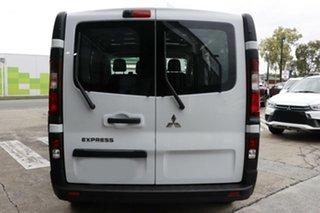 2021 Mitsubishi Express SN MY22 GLX LWB DCT White 6 Speed Sports Automatic Dual Clutch Van.