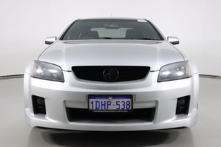2008 Holden Commodore VE MY08 SV6 Silver 6 Speed Manual Sedan.