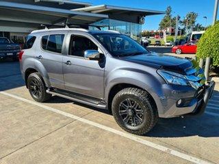 2017 Isuzu MU-X MY16.5 LS-T Rev-Tronic 4x2 Grey 6 Speed Sports Automatic Wagon.