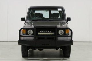 1989 Toyota Bundera LX (4x4) Grey 5 Speed Manual 4x4 Hardtop.