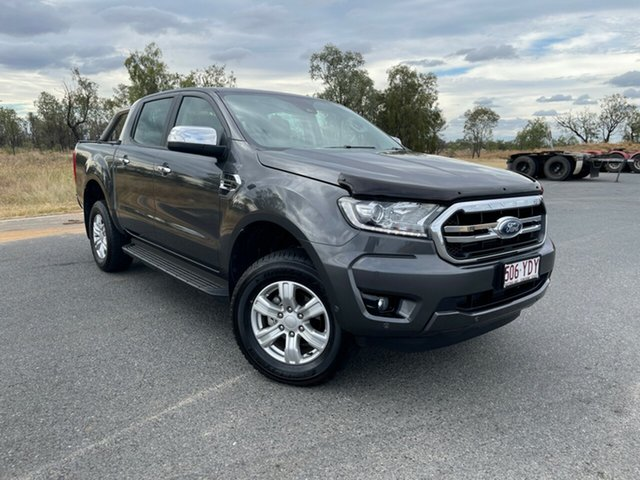 Used Ford Ranger PX MkIII 2019.00MY XLT Emerald, 2018 Ford Ranger PX MkIII 2019.00MY XLT Magnetic 10 Speed Sports Automatic Utility