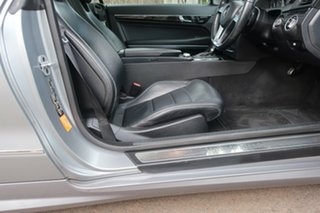 2011 Mercedes-Benz E-Class C207 E500 7G-Tronic Elegance Grey 7 Speed Sports Automatic Coupe