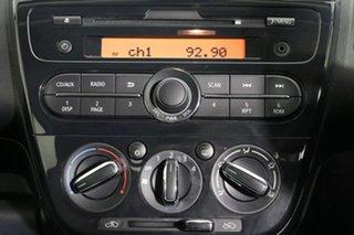 2017 Mitsubishi Mirage LA MY16 ES White 5 Speed Manual Hatchback