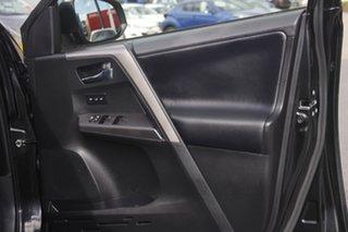 2018 Toyota RAV4 ASA44R Cruiser AWD Black Mica Metallic 6 Speed Sports Automatic Wagon