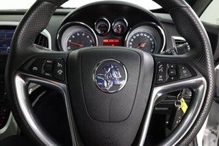 2015 Holden Astra PJ GTC Sport White 6 Speed Manual Hatchback