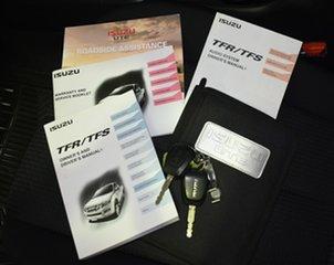 2012 Isuzu D-MAX TF MY12 LS HI-Ride (4x2) Black 5 Speed Automatic Crew Cab Utility.