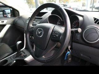 2013 Mazda BT-50 GT (4x4) Silver 6 Speed Automatic Dual Cab Utility