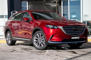 2021 Mazda CX-9 TC GT SKYACTIV-Drive Soul Red Crystal 6 Speed Sports Automatic Wagon.