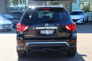 2019 Nissan Pathfinder R52 MY19 Series III ST-L (2WD) Diamond Black Continuous Variable Wagon