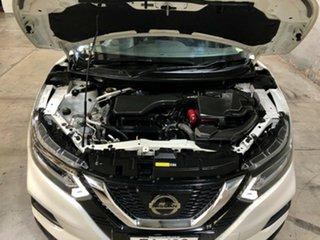 2017 Nissan Qashqai J11 Series 2 ST X-tronic White 1 Speed Constant Variable Wagon