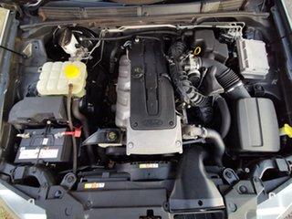2011 Ford Falcon FG G6 Grey 6 Speed Sports Automatic Sedan