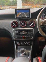 2015 Mercedes-Benz A-Class W176 805+055MY A45 AMG SPEEDSHIFT DCT 4MATIC Grey 7 Speed