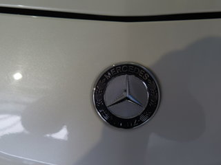 2011 Mercedes-Benz SLK350 R171 MY11 White 7 Speed Automatic G-Tronic Convertible