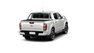 2021 Nissan Navara D23 Dual Cab ST-X Pick Up 4x4 White Pearl 7 Speed Automatic Utility