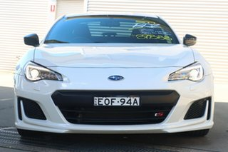 2018 Subaru BRZ MY18 TS Crystal White 6 Speed Manual Coupe