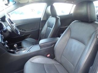 2014 Kia Optima TF MY14 Platinum White 6 Speed Automatic Sedan