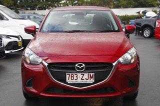 2018 Mazda 2 DJ2HA6 Maxx SKYACTIV-MT Red 6 Speed Manual Hatchback.